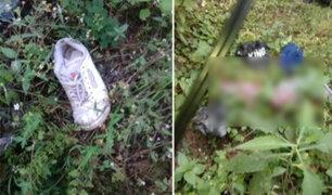 Andahuaylas: hallan cadáver de niña de 11 años reportada como desaparecida