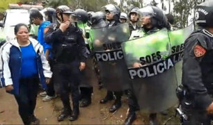 Andahuaylas: atacan comisaría tras detención de asesino confeso de dos niñas