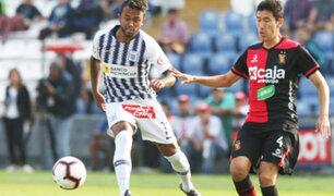 Alianza Lima derrota a Melgar 3-2 por la fecha 13 del Torneo Apertura