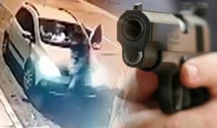 Entre asaltos y balas: Se incrementa robos al paso en Surco
