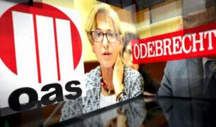 Confesión tardía: Villarán es acusada de recibir $10 millones de Odebrecht y OAS