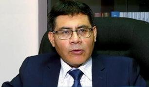 ENTREVISTA | Fiscal Juárez Atoche pide 20 y 26 años para los Humala-Heredia