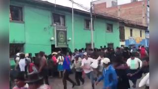 Apurímac: se incrementa a 29 los policías heridos tras ataque a comisaría