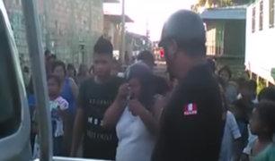 Mujeres fueron agredidas por sus parejas en Huancayo e Iquitos