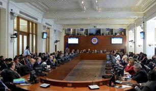 OEA aprueba condena a violaciones de Derechos Humanos en Venezuela
