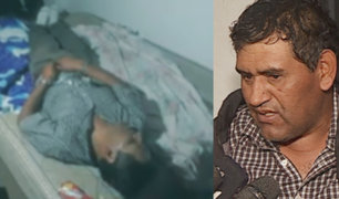Policía rescata a exalcalde del distrito de Oxamarca