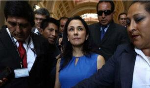 """Fiscal Germán Juárez: """"Nadine Heredia manejaba aportes y los usaba para gastos personales"""""""