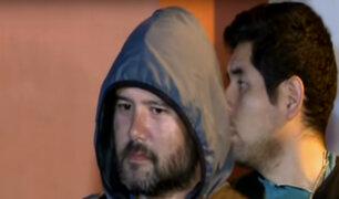 Triple crimen en La Molina: continúa interrogatorio a principal sospechoso