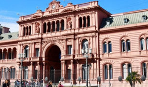 Argentina: amenazas de bomba en la Casa Rosada y el Congreso