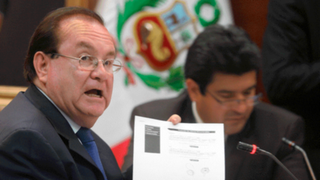 PJ rechazó apelación de Luis Nava y ratifica 36 meses de prisión preventiva