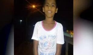 Iquitos: secuestradores piden 5 mil soles por menor desaparecido hace cinco días