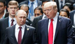 """Putin pretende """"restaurar totalmente"""" relaciones con EE.UU."""