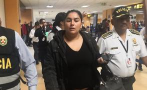 Suboficial que fugó tras recibir más de S/350 mil fue sentenciada a prisión suspendida