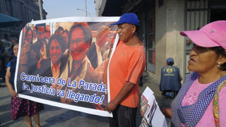 Diversos colectivos y comerciantes respaldan prisión preventiva para Villarán