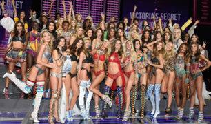 EEUU: desfile de Victoria's Scret no se transmitirá más