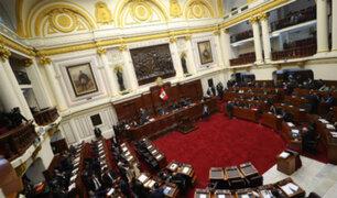 Parlamentarios cuestionan declaraciones de Vizcarra sobre cierre de Congreso
