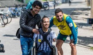 Claudio Pizarro tuvo emotivo encuentro con hincha de Alianza Lima en Alemania