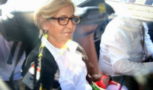 Chorrillos: Susana Villarán fue recluida en Penal Anexo de Mujeres