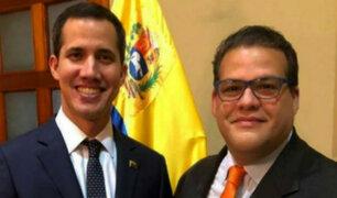 Embajada de México en Venezuela acoge a diputado opositor