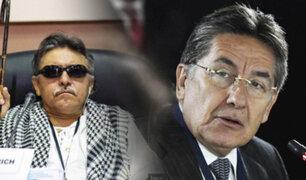 Fiscal de Colombia dimite tras orden de liberación de un exlíder de las FARC