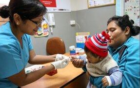 Raúl Urquizo sobre la anemia: Hay que tener claro que no desaparecerá en 1 o 2 años