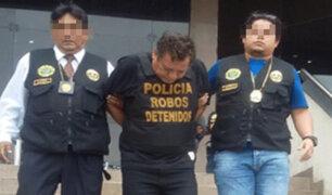 """Policía desbarata peligrosa banda denominada """"Los hoteleros del Norte"""""""