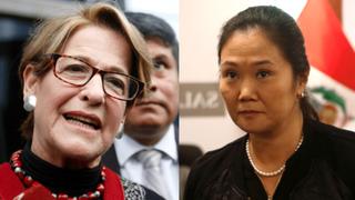 ¿Por qué el plazo de prisión preventiva de Villarán es menor que el de Keiko Fujimori?