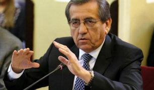 Jorge del Castillo propone eliminar contratos de peajes firmados con empresas brasileñas