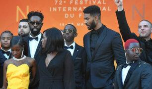 72° Festival de Cannes: desfile de estrellas en su segunda jornada