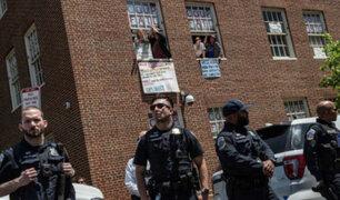 Embajada de Venezuela en EEUU es retomada por delegados de la oposición