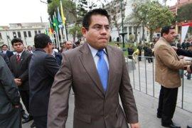 Caso Villarán: hoy evalúan prisión preventiva para Gabriel Prado