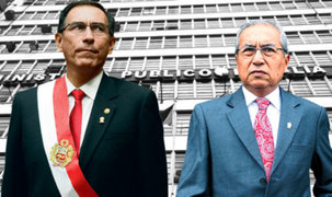 Presidente Vizcarra se pronunció sobre denuncia constitucional contra Pedro Chávarry