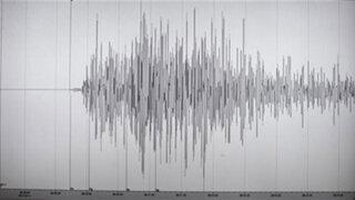 Sismo de magnitud 4.1 se reportó esta madrugada en Arequipa