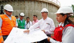 Más de 80 mil pobladores de Tarapoto contarán con más horas de agua