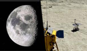 China halla en la cara oculta de la Luna restos de un mar de lava