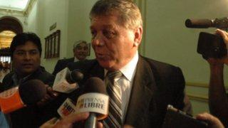 Caso Villarán: Dictan prisión preventiva contra Luis Gómez Cornejo