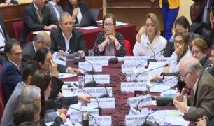 Congreso archiva propuesta del Ejecutivo sobre inmunidad parlamentaria