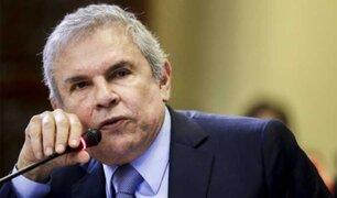 OAS aportó $200 mil a campaña de Luis Castañeda Lossio