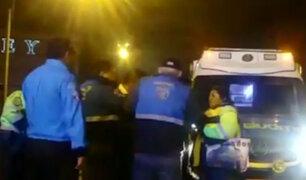 Miraflores: detienen a sujeto acusado de agredir a trabajadora de limpieza