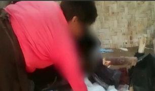 Tacna: encuentran a niñas abandonadas al interior de una casa