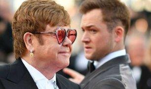 Rocketman: la película sobre Elton John fue un éxito en Cannes