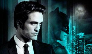 Batman: designación de Robert Pattinson divide a los fans del hombre murciélago