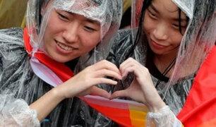 Taiwán: en el Día contra la Homofobia legalizan el matrimonio entre personas del mismo sexo