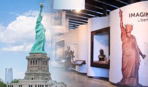 EEUU: se inaugura el nuevo museo de la Estatua de la Libertad