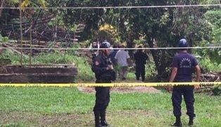 Niño de 11 años secuestrado en Iquitos fue hallado muerto
