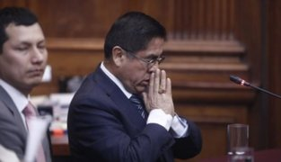 A cadena perpetua fue condenado violador que habría sido absuelto por César Hinostroza