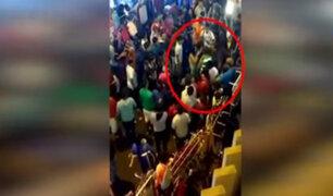 Estación Gamarra: extranjeras que agredieron a policía podrían ser deportadas
