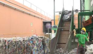 Perú solo recicla el 3.5% de los residuos sólidos que desecha