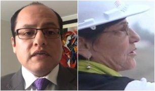 Víctor Hugo Quijada: Existe base legal para declarar nulos contratos de peajes