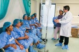 EsSalud: más de 300 pacientes recuperan la visión tras ser operados de catarata